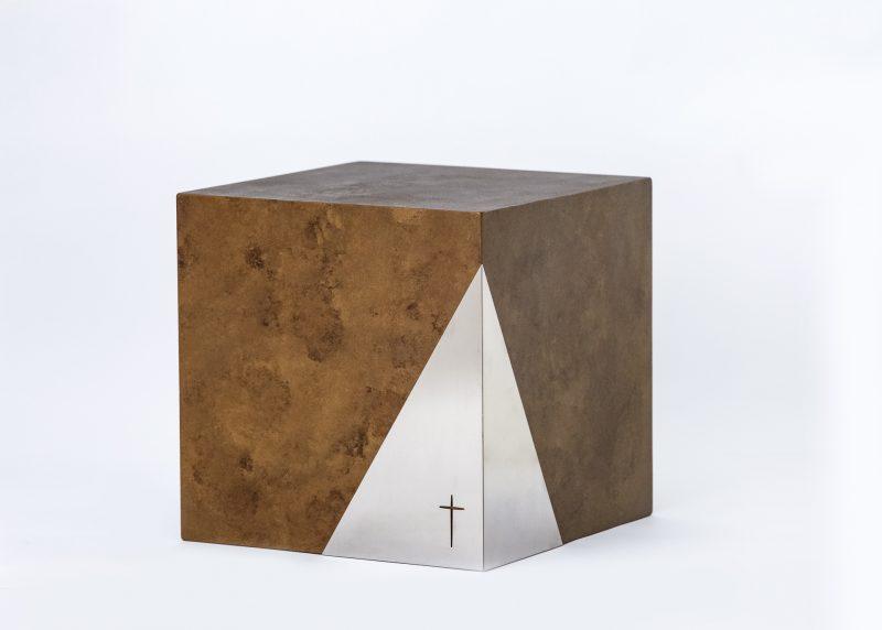 Урна за кремация Код 112КУБ