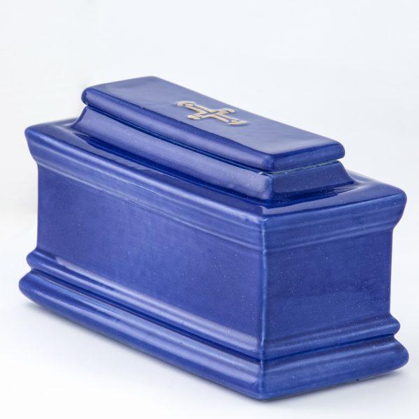 Урна за кремация Хоризонт Синя